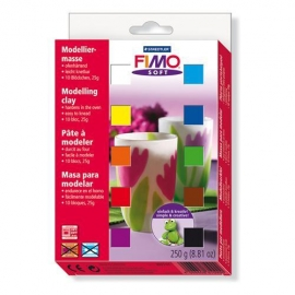 FIMO Soft Material Pack 10