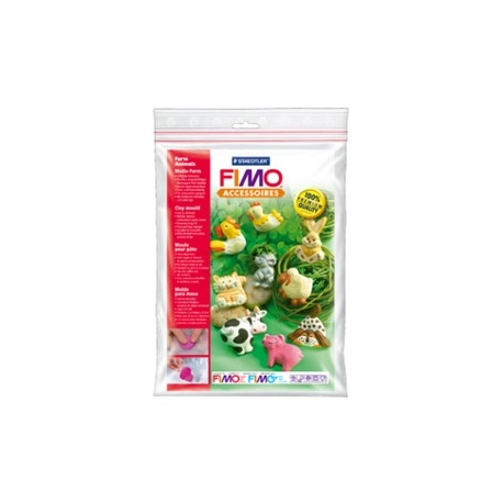 FIMO Clay Mouls