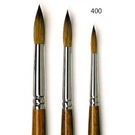 Pennello tondo - pelo martora kolinsky 400